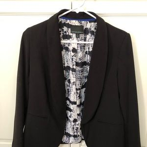 Cynthia Rowley Black Jacket, size S
